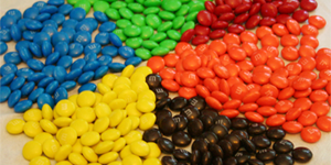 Family Math with M&Ms
