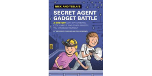 Nick and tesla book 3 / Cover