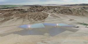 Palen Solar Electric Generating System