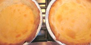Pie crust kitchen science activity
