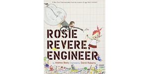 Rosie Revere Engineer cover / book review