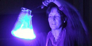 Glow-in-the-dark Chemistry