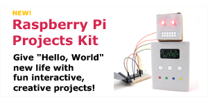 New Raspberry Pi Projects Kit from the Science Buddies Store