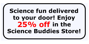 Sale in the Science Buddies Store!