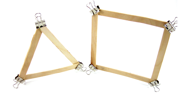 Popsicle Trusses