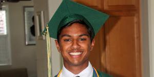 Family History Fuels Student Engineer's Passion for Medical Engineering / Ram Goli, Mardigian Scholarship recipient