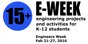 15+ STEM Projects for EWeek