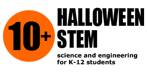 Spooktacular Halloween Science / Hands-on Student STEM Roundup