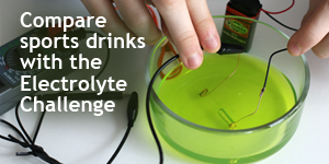 Comparing Sports Drinks with Electrolyte Challenge