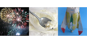 Fourth of July Science / STEM activities that tie in with summertime celebrations