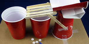 Make Your Own Sorting Machine weekly family or classroom STEM activity