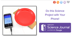 Google's Science Journal App Transforms a Cell Phone into a Powerful Tool for Science Class