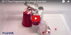 Fluor Engineering Water Flow Challenge Overview Video