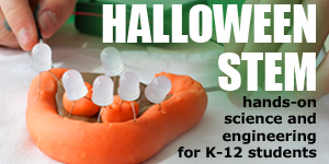 Halloween STEM Ideas