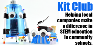 Kit Club Helps Level STEM Playing Field