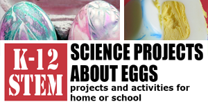 Egg Science for K-12 Students / Collection of science projects and activities dealing with eggs