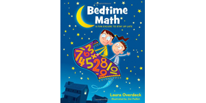 Bedtime Math / book cover
