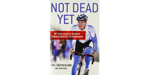 Not Dead Yet / book cover