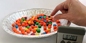 Valentine's Day STEM Activity / Candy Camouflage