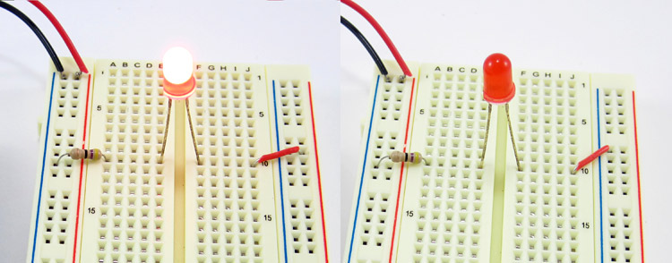 breadboard wrong bus 2